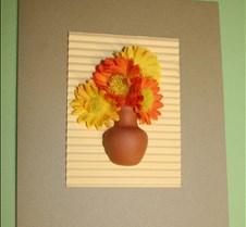 SunflowersInVase