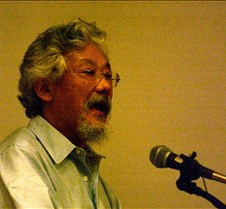 David Suzuki David Suzuki speaks at his book launch in Halifax N.S.