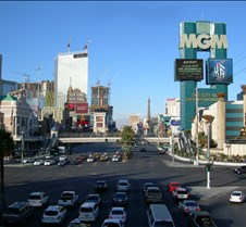 Looking up the Strip