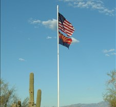 Tucson lazy K flag 3