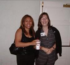 Edna Abon & Dannette Smith