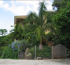 Our villa on St John