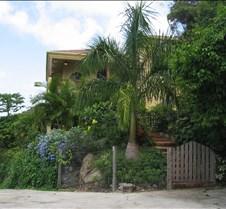 Our villa on St John