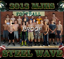 2012 MJHS Steel Wave 8x10