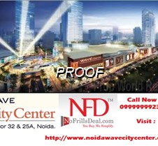 Wave City Center Sector 32 Noida