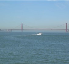 Boat Coming into the Golden Gate