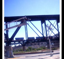 Rio Grande Train Bridge