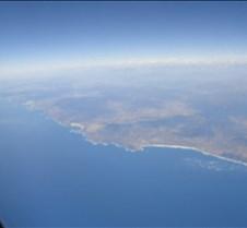 LAN 622 - Coastline of Chile