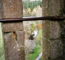 View from Blarney Castly