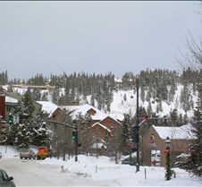 Breckenridge Gondola from Condo