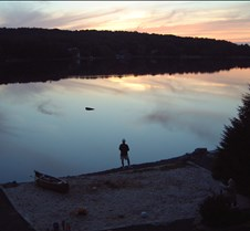 Jack fishing on Arrowhead Lake 2 2002082