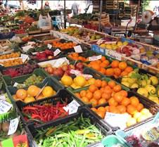 Open Market- Rome