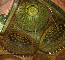 Ceiling @ Mohamed Ali Mosque