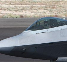 F-22 Raptor Pilot, Capt Eric Nyman