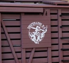 Rick Parker's Desperados RR Freight Cars