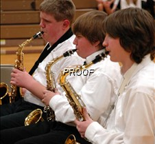 three saxes