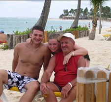 Michelle, Brian and PopPop