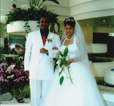 My wedding in Japan