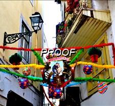 Balcones en Lisboa