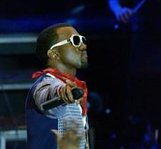 MTV Kanye West concert MTV Kanye West concert