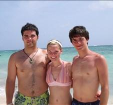 Chris, Jackie and Matt