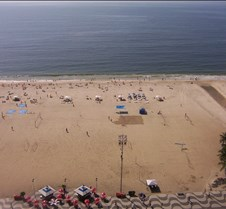 View from Hotel Roof - Beach