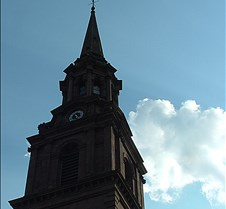 Boston Church Steeple