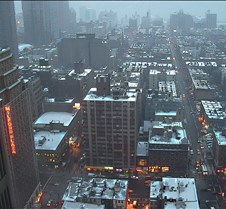 City Snowy Roofs 05