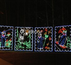 Sevier County Winterfest Lights 2010 039