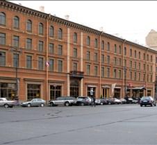 Angleterre Hotel Saint Petersburg
