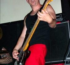8699 Dean on bass