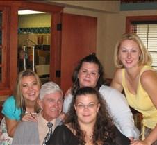 Grandpa, Kathy, Sara, Kristin, & Jenny