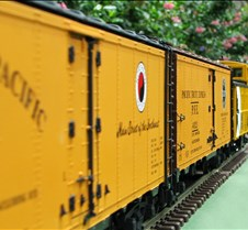 Jim Gabelich's Box Cars & Caboose