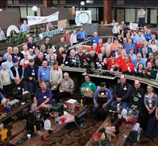 2011 Diamondhead Steamup Group Photo