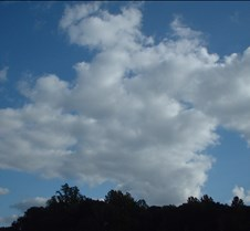 clouds and sky over South Brunswick 2