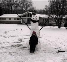 Faith and Snow E.T.