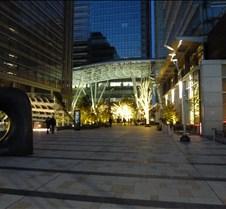 Tokyo Midtown Entrance at Night