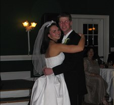 Anna and Westley's Wedding - April 23, 2005