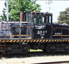 US Army #8537 Locomotive