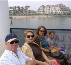 Trip to San Diego on the Ferry