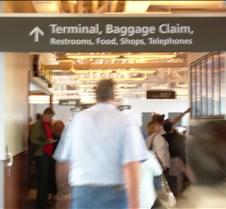 UA Regional Jet Terminal (Blurry)