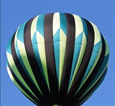 Black & Green Balloon