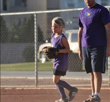 04-26-11 - Purple Dragons Softball