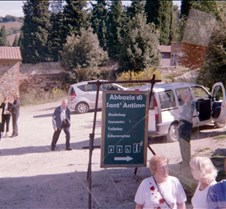 Tuscany Region-Abbazia di Sant'  Antimo