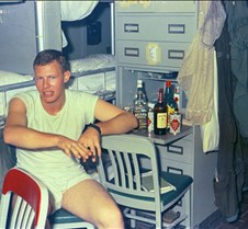 088  Onboard the Tripoli Summer '68