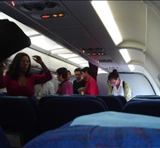 LAN 755 - Boarding in GIG