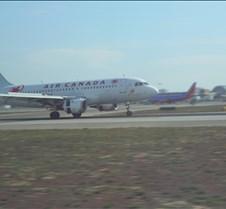 AC 319 Touchdown