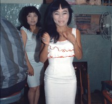 Vietnamese Bar Girl