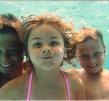 underwater smiles