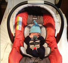 going home carseat